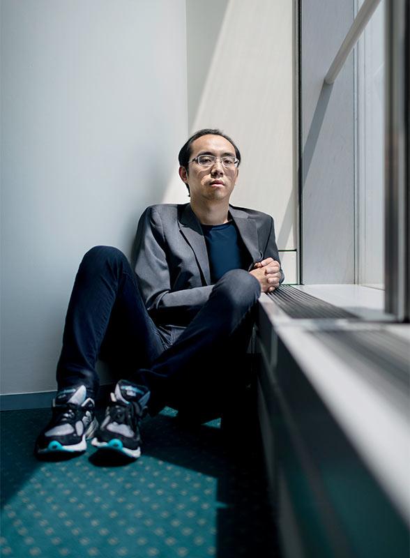 """Shouji """"Vincent"""" Zhou กูรูนักเทรดเงินคริปโตแห่ง FBG Capital"""