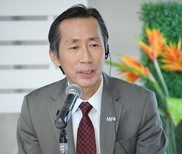 Dennis Lim กรรมการผู้จัดการร่วม