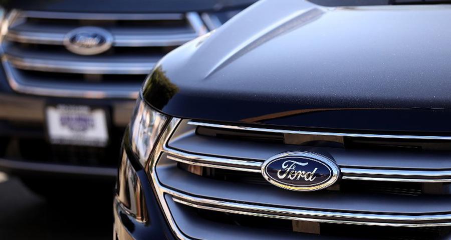 Ford ลดพนักงาน