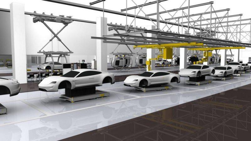 Porsche เตรียมแผนการผลิตรถยนต์ไฟฟ้ารุ่น Taycan เพิ่มจากเดิม 20,000 คันเป็น 40,000 คัน