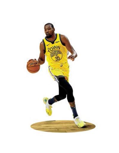 นักกีฬาบาสเกตบอล Kevin Durant