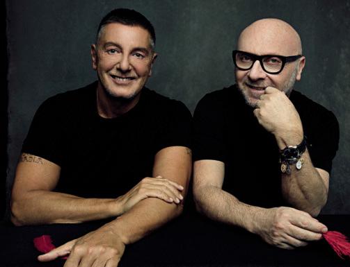 Domenico Doice และ Stefano Gabbana