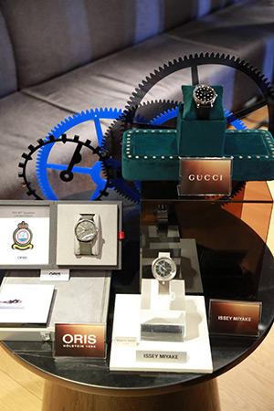 เจนฯ 3 จิราธิวัฒน์ นำทัพ จัดงานมหกรรมนาฬิกาหรู รูปแบบใหม่