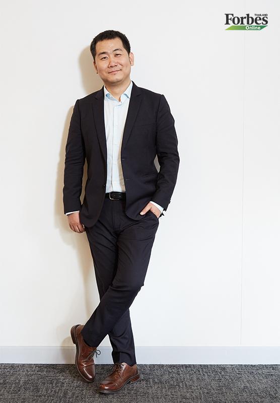 Andy Li ผู้ร่วมก่อตั้งและซีอีโอ Silot