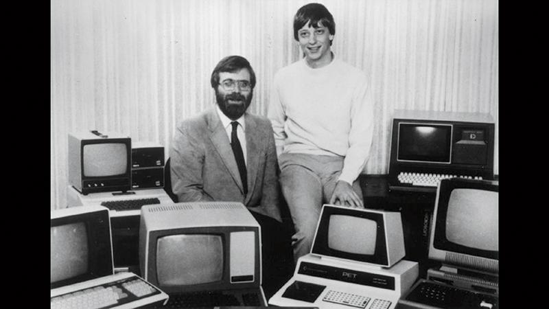 Paul Allen ผู้ร่วมก่อตั้ง Microsoft