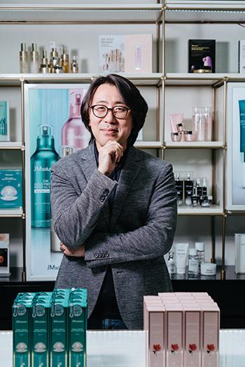 Kim Jung-woong ผู้ก่อตั้งและซีอีโอของ GP Club