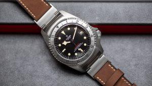 นาฬิกาโครโนกราฟ Tudor Black Bay P01